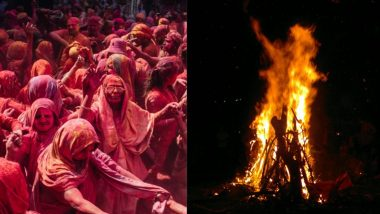 Holi 2020 Dates: Mythology, Significance And Celebrations Related to Holika Dahan And Dhulandi
