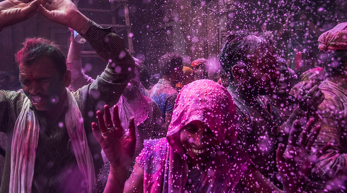 Brij Holi 2020 Dates and Schedule: From Barsana, Lathmar to Dhulandi, Check Complete Calendar of Holi Celebrations in Mathura and Vrindavan in UP