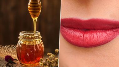 Home Remedy of the Week: Use Honey To Get Baby-Soft Pink Lips Naturally (Watch Video)