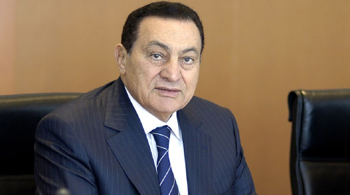 Hosni Mubarak, Former President of Egypt, Dies at 91