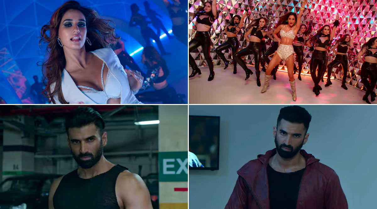 Malang Song Hui Malang Disha Patani S Sexy Moves And Aditya Roy Kapur S Powerful Punches Make This Track A Hit Watch Video Latestly