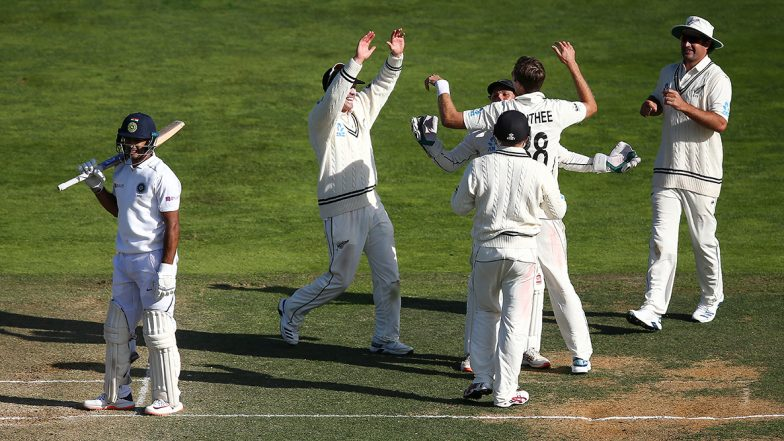 India vs New Zealand Live Cricket Score, 1st Test 2020, Day 4: Get Latest Match Scorecard and Ball-by-Ball Commentary Details for IND vs NZ Test From Wellington