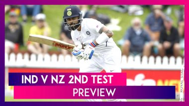 India vs New Zealand 2020, 2nd Test at Christchurch Preview: Will India level the series?