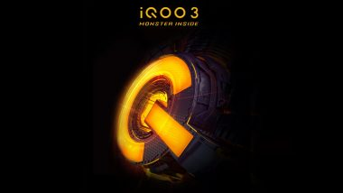 iQOO 3 5G Scheduled To Be Launched in India Tomorrow; To Be Available in The Sub-Rs 40,000 Price Range
