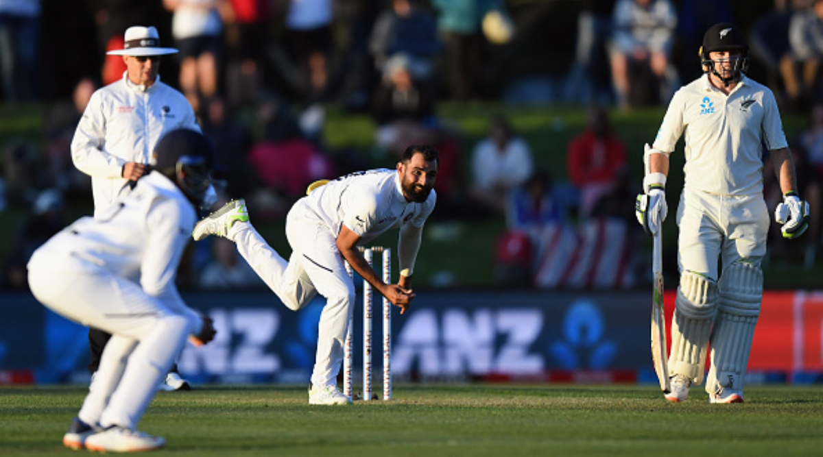 India vs New Zealand 2nd Test 2020 Day 2: Jasprit Bumrah, Mohammed Shami Help India Fightback; Kyle Jamieson Puts up Good Show With Bat