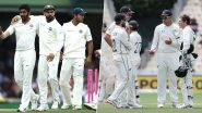 Live Cricket Streaming of India vs New Zealand 1st Test 2020 Day 1 on Hotstar: Check Live Cricket Score Online, Watch Free Telecast of IND vs NZ Match on Star Sports