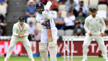 India's Test Record in England Ahead of ICC WTC 2021 Final Against New Zealand