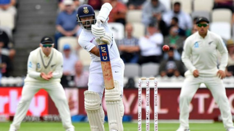 India vs New Zealand 1st Test: IND 122/5 on Opening Day After Rains Wash out Final Session