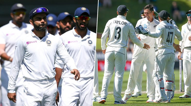 IND vs NZ ICC WTC Final 2021 Live Streaming and TV Telecast: DD Sports Channel 1 To Broadcast World Test Championship Clash Between India and New Zealand   🏏 LatestLY