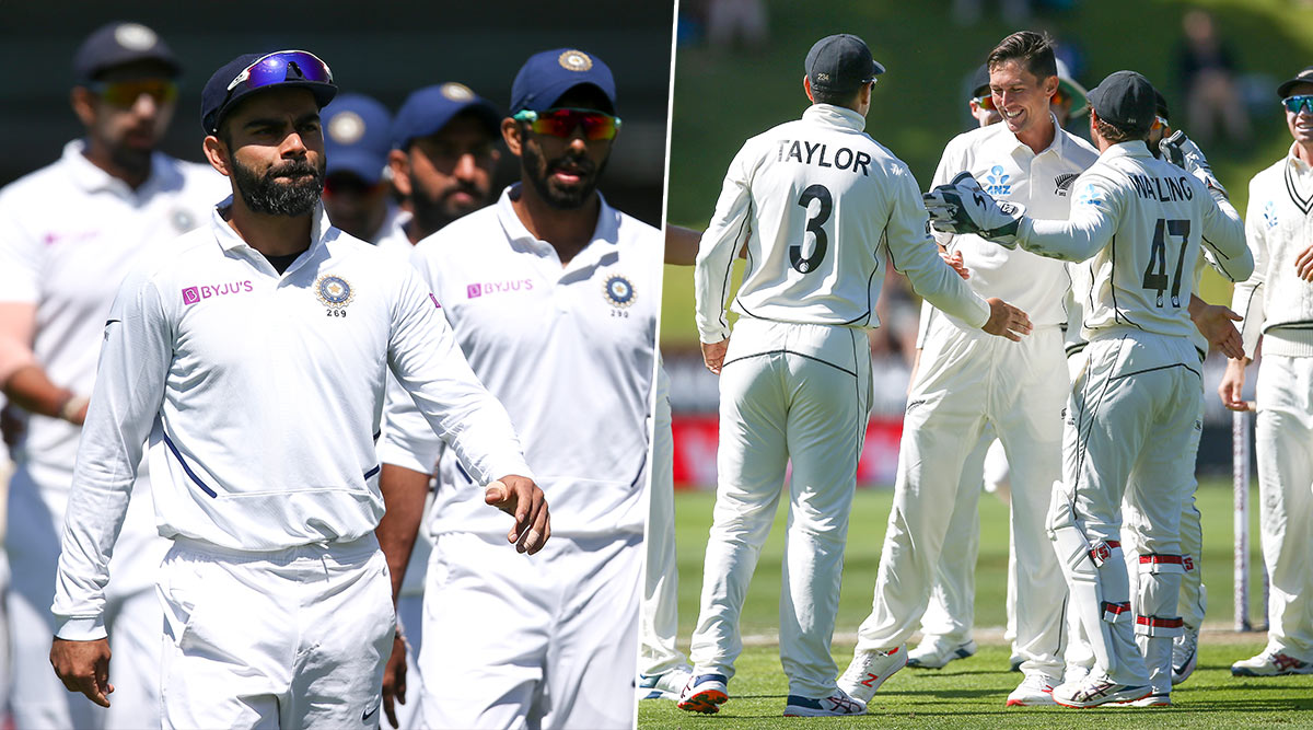 India vs New Zealand Live Cricket Score, 2nd Test 2020, Day 1: Get Latest Match Scorecard and Ball-by-Ball Commentary Details for IND vs NZ Test From Christchurch