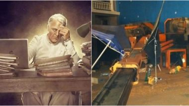 Indian 2 Accident: Crane Operator Working on the Sets of Kamal Haasan's Film Arrested by Tamil Nadu Police