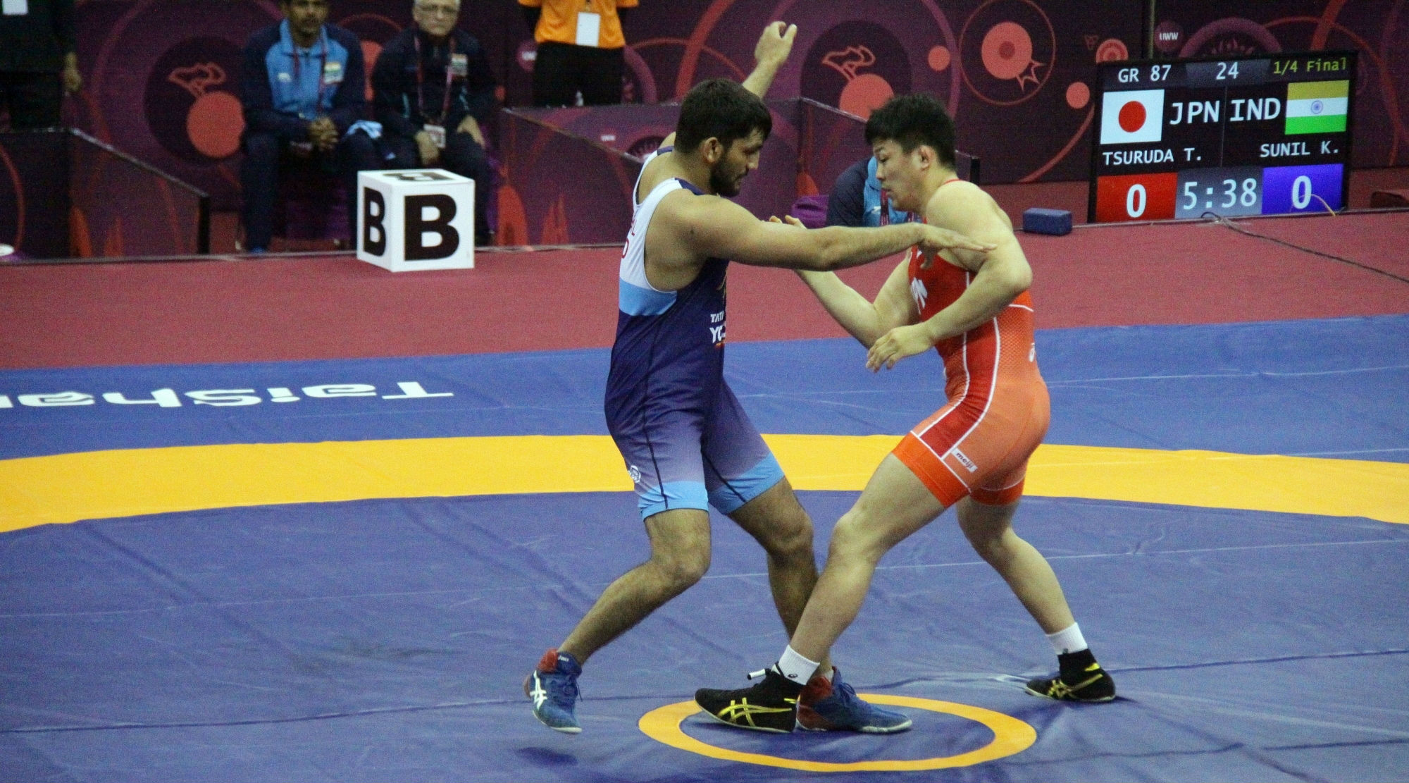 Asian Wrestling Championships 2020: Sunil Kumar Wins India's 1st Greco-Roman Gold in 27 Years