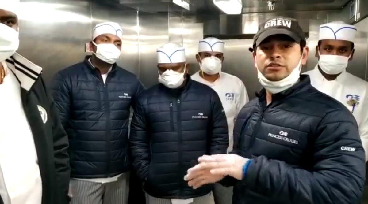 Coronavirus Outbreak: Indian Crew Onboard Quarantined Diamond Princess Cruise Ship Send SOS From Japan, Say 'Modi Ji, Please Save Us'