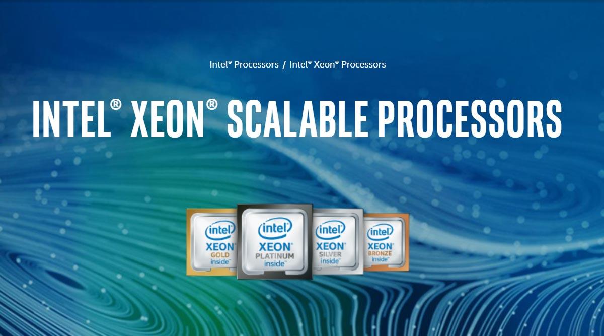 Intel Unveils A New 5G Portfolio & 2nd-Gen Xeon Scalable Chipsets
