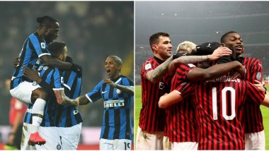 AC Milan & Inter to Lock Horns in First-Ever 'Virtual Derby'