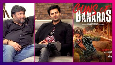 Guns Of Banaras Director Sekhar Suri And Actor Ganesh Venkatraman Talk Villainy And Stereotypes