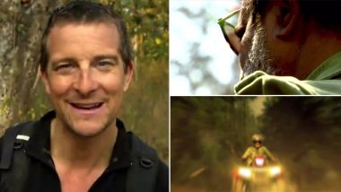 Into The Wild With Bear Grylls and Superstar Rajinikanth Promo: Thalaiva Is All Set To Impress Fans With His Adventurous Side On 23 March 2020 (Watch Video)