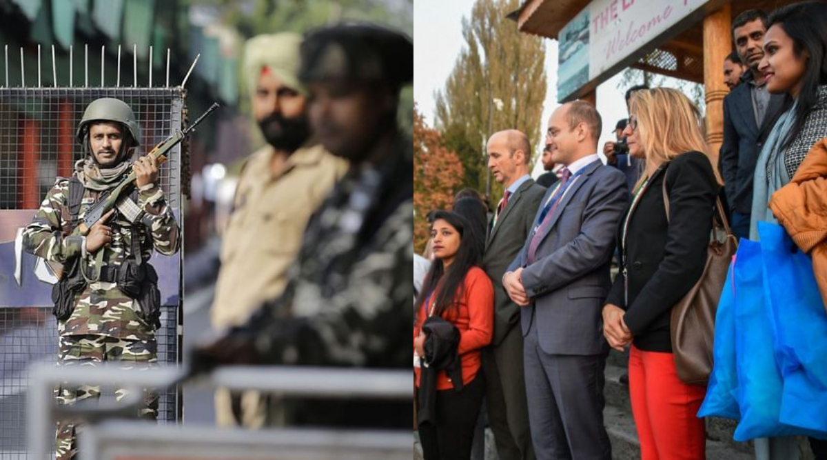 European Union Envoy Applauds Narendra Modi Govt's Efforts to Bring Normalcy in Jammu & Kashmir, Says 'Important To Lift Restrictions Swiftly'