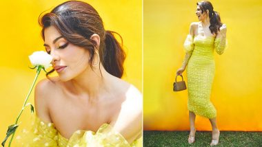 Jacqueline Fernandez Is Living It Up in Some Sunshine, Polka Dots and a Generous Dollop of Sass!