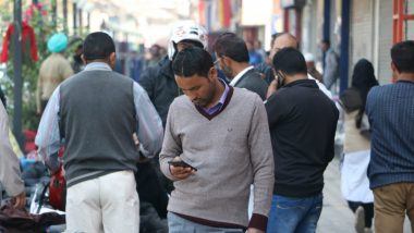 Jammu And Kashmir: Ban on 3G, 4G Internet Services Extended Till February 24, Social Media Remains Blocked