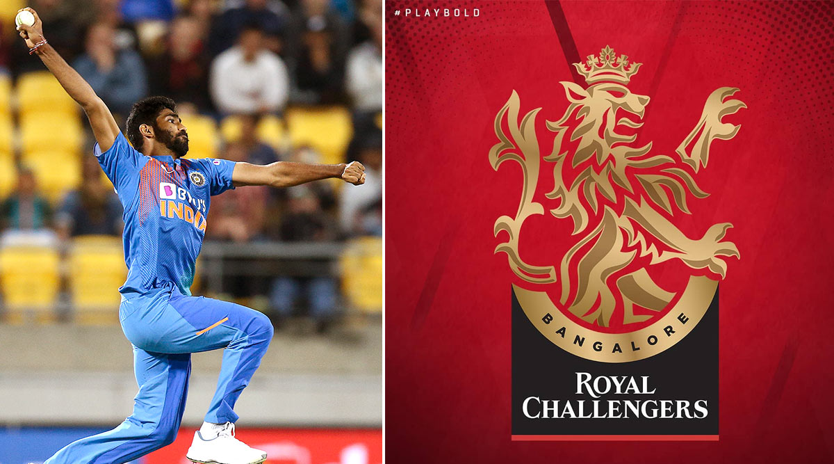 Jasprit Bumrah Hilariously Trolls RCB's New Logo by Comparing It to His Bowling Action!