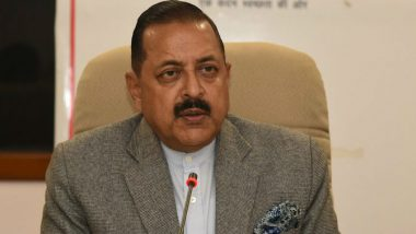 Union Minister Jitendra Singh Tests Positive for COVID-19