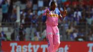 Jofra Archer's Tweet From 2013 Goes Viral as He Dismisses Chris Gayle on 99 During KXIP vs RR, IPL 2020