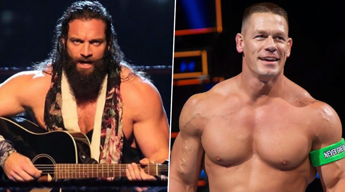 John Cena to Appear at WrestleMania 36, The Cenation Leader to Face Elias at the Flagship Event of WWE