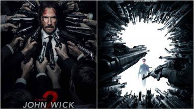 Heropanti 2: Tiger Shroff's Action Drama Draws Heavy Inspiration from John Wick and Hitman Posters (View Pics)