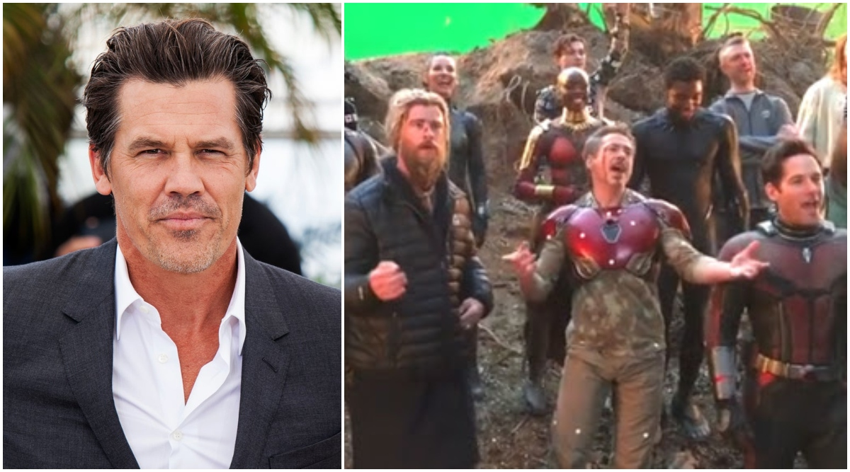 Robert Downey Jr Shares the Amazing Moment When the Avengers Sang Happy Birthday for Thanos aka Josh Brolin (Watch Video)