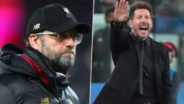 Jurgen Klopp Praises Diego Simeone Ahead of Atletico Madrid vs Liverpool Clash in Champions League, Says 'I'm the Kindergarten Cop Against Him'