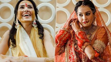 Kamya Punjabi Gives Us an Unseen Tour of Her Wedding Festivities and It's Magical and How (View Pics)