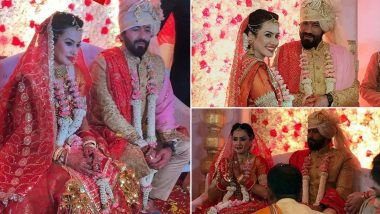 Kamya Punjabi As A Bride In Her Wedding Pictures With Shalabh Dang Is All Things Wow (View Pics)