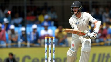 India vs New Zealand 1st Test 2020 Day 2: Kane Williamson's Brilliant 89 Puts Kiwis Ahead of Visitors at Wellington