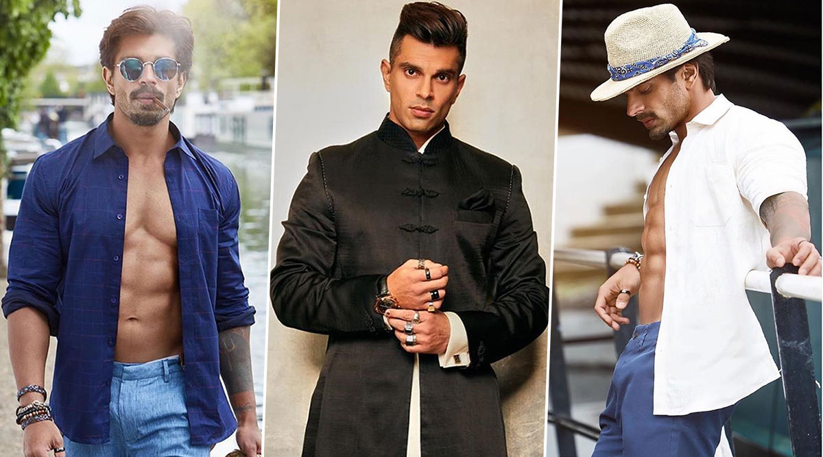Karan Singh Grover Birthday: 7 Sexy Pictures of the BOSS Star Which Will Make Your Heart Beat Fast!