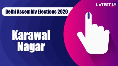 Karawal Nagar Election Result 2020: BJP Candidate Mohan Singh Bisht Declared Winner From Vidhan Sabha Seat in Delhi Assembly Polls