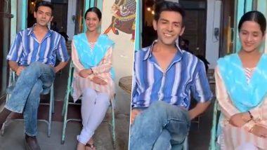 Kartik Aaryan's 'Nibba-Nibbi' Tweet While Promoting Love Aaj Kal With Arushi Sharma Gets Him in Trouble, Twitterati Calls Him Racist