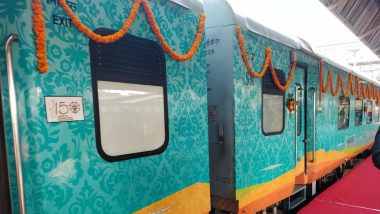 IRCTC Reserves Seat for Lord Mahakal in Kashi Mahakal Express From Varanasi to Indore