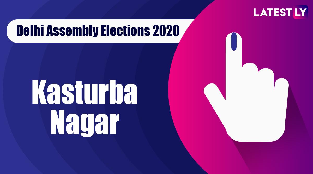 Kasturba Nagar Election Result 2020: AAP Candidate Madal Lal Declared Winner From Vidhan Sabha Seat in Delhi Assembly Polls