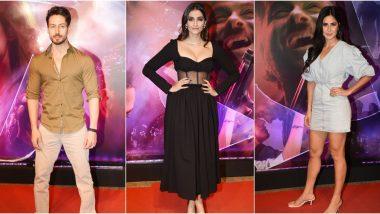 Malang: Tiger Shroff, Sonam Kapoor, Katrina Kaif and Others Attend Disha Patani and Aditya Roy Kapur Starrer's Screening (View Pics)