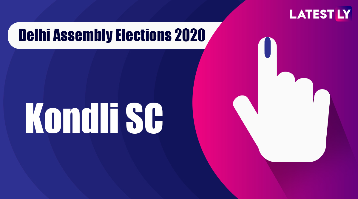 Kondli SC Election Result 2020: AAP Candidate Kuldeep Kumar Declared Winner From Vidhan Sabha Seat in Delhi Assembly Polls