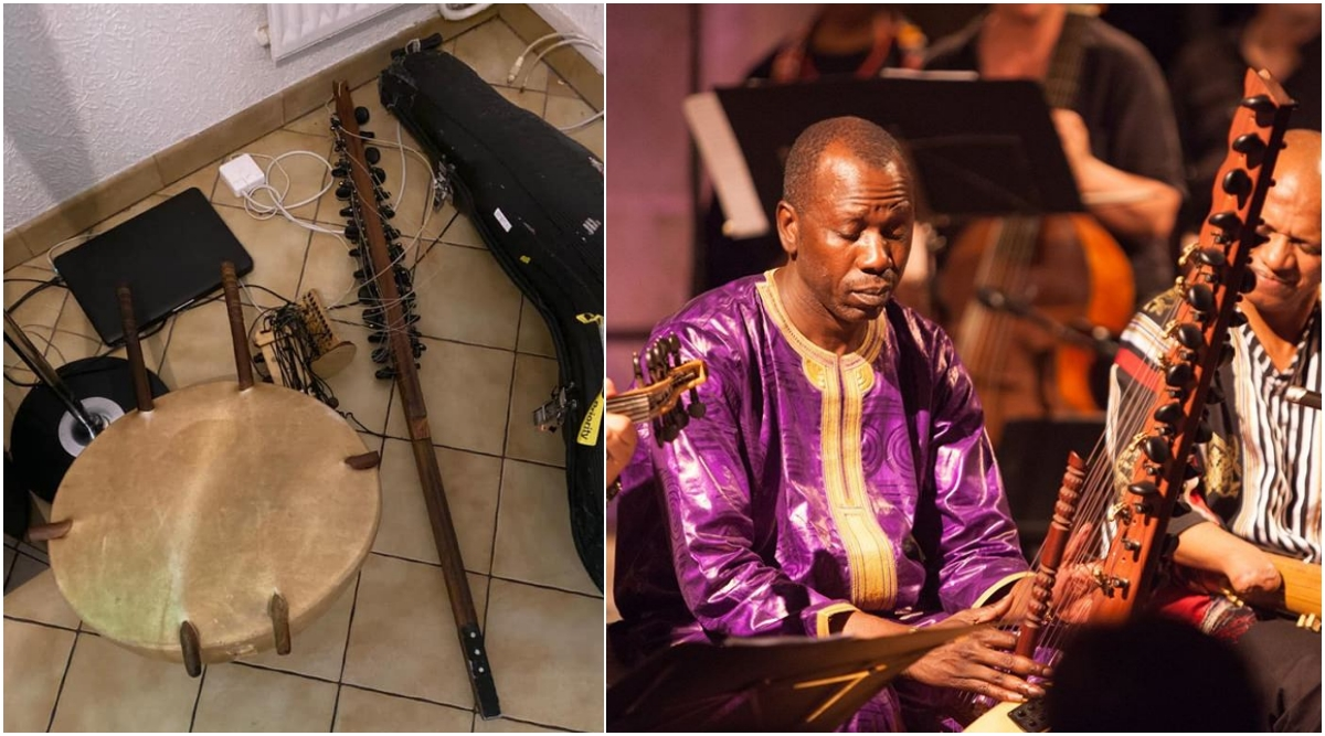 African Musician Ballaké Sissoko Claims US Customs Broke His Traditional Instrument Kora (View Pic)
