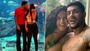 Krishna Shroff and Boyfriend Eban Adams Steal a Kiss at an Aquarium! View Pics of This Sizzling Hot Couple