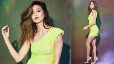 Kriti Kharbanda In Neon Is Making A Case For Summer Is Here And It's HOT!