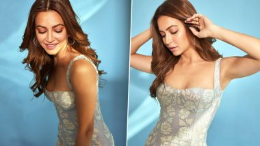 Kriti Kharbanda Makes a Compelling Style Story for Muted Florals This Summer!