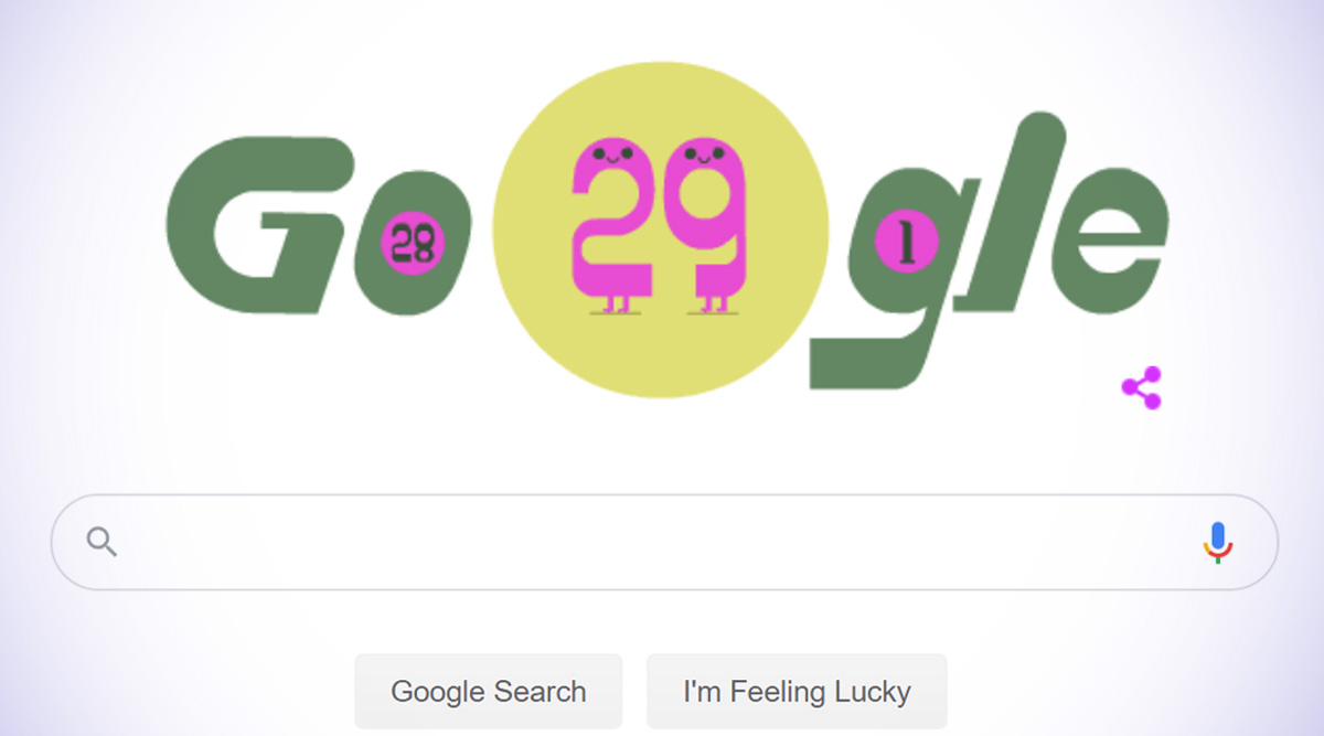Google Doodle For Leap Day 2020: Search Engine Giant Celebrates February 29 With Unique Imagery