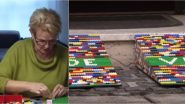 Meet 'Lego Grandma' Who Builds Wheelchair Ramps From Lego Bricks! (Watch Video)