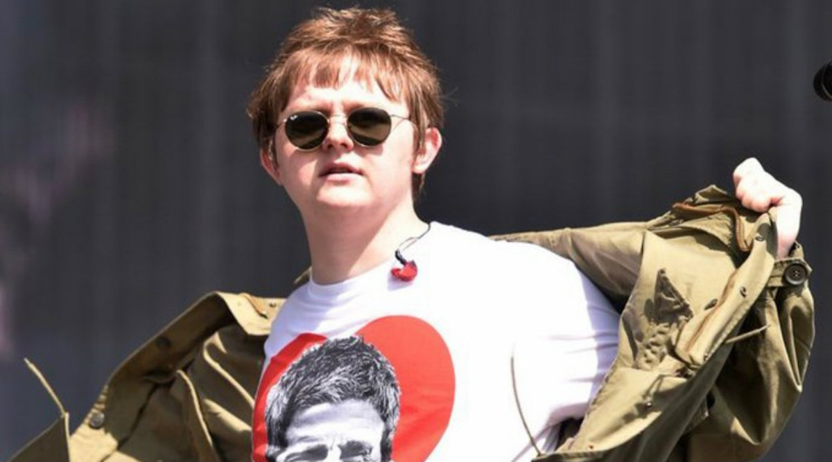 Lewis Capaldi Does Not Want to Write Songs on Chubbiness