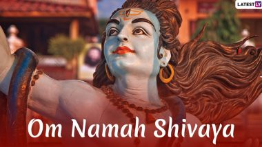 Lord Shiva Wallpapers And Images: Maha Shivratri 2020 HD Pictures, Posters For Free Download And Sharing as WhatsApp DP, Facebook Status, Instagram Story on This Auspicious Day