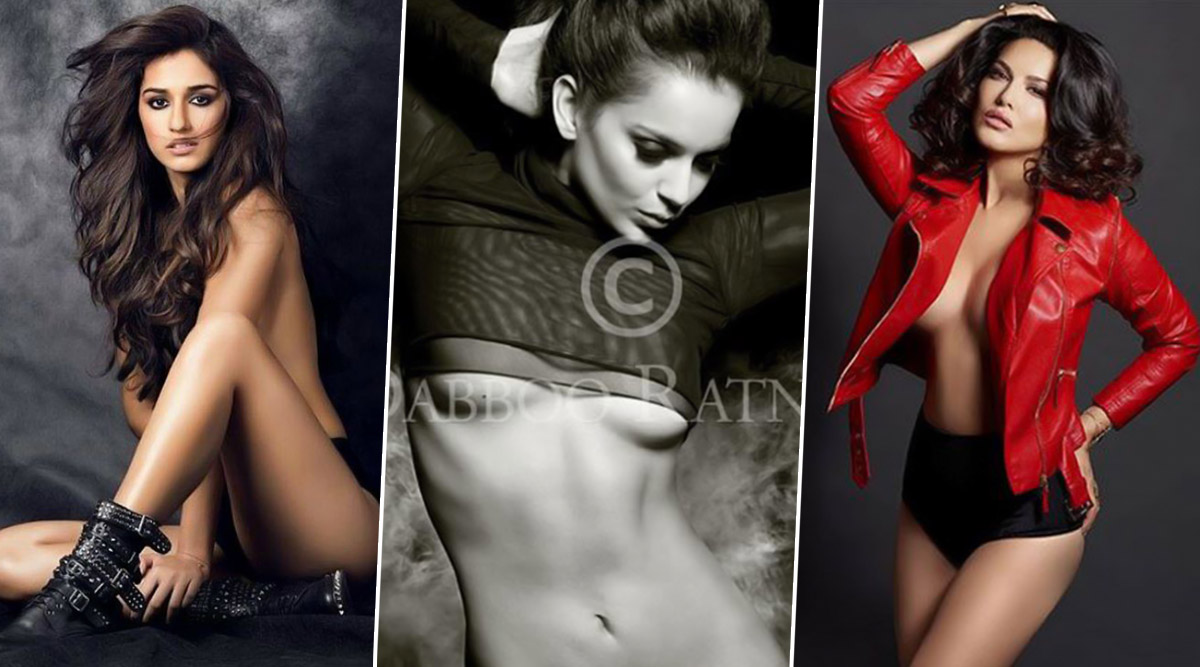Dabboo Ratnani's Hottest Calendar Girls: From Disha Patani to Sunny Leone, Sexy Pics From the Ace Photographer's Previous Shoots!